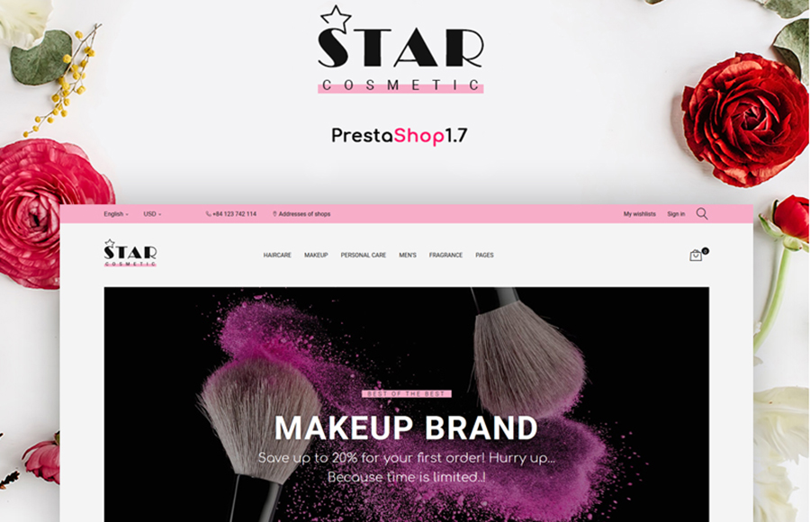 Star Cosmetic