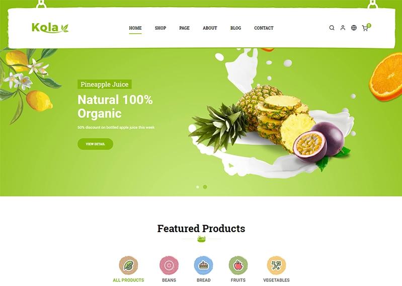 Kola Organic & Food